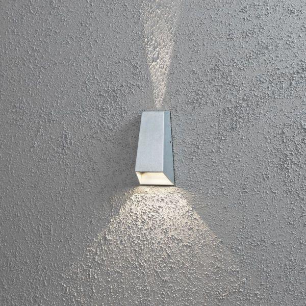 Imola LED 2×3W Alum. Ulkovalaisin