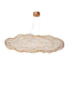 Hayden Guld 75cm LED Taklampa från By Rydens