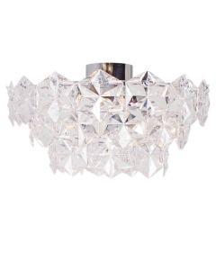 Monarque Krom/Klar Plafond från By Rydens