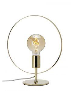 Spartan Ringo Mässing Bordslampa från Cottex