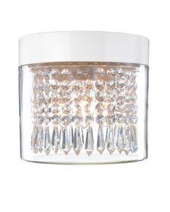 Opus 200 Kristall Vit Ip44 från Ifö Electric