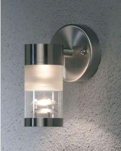 Bolzano Stål 16Cm Ute Vägglamp från Konstsmide