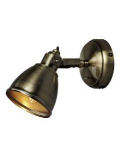 Fjällbacka Antik Sänglampa från Markslöjd