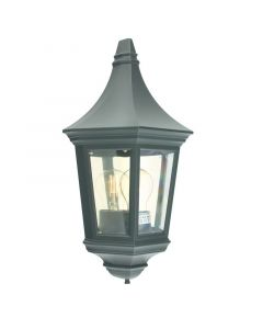 Venedig Svart Ip54 Vägglampa från Norlys