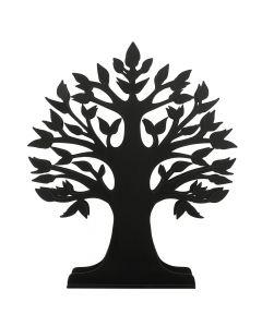 Träd Svart Bordsdekoration från Oriva