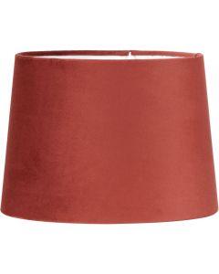Sofia Sammet Rost 40cm Lampskärm från Pr Home