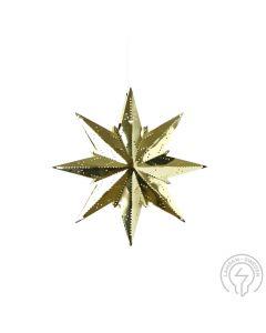 Stjärna Mini Mässing 25Cm från Star Trading
