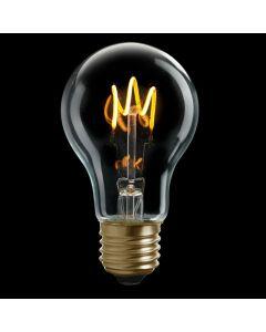 Normal E27 3W/150lm Uni-Flex Dimbar Led-Lampa från Unison I Häradsbäck