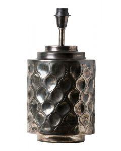 Gabrielle Antiksilver 45Cm Lampfot från Watt&Veke