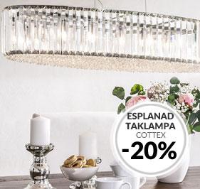 Kristallikruunut Esplanad