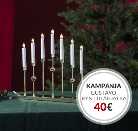 Joulukampanja Gustavo Messinki, Kromi, Kupari